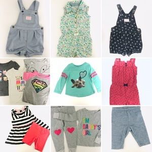 Other - Girls 18-month 12 piece lot